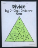 Divide by 2- Digit Divisors (Mini Puzzle)