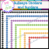 Dividers and Borders- Bullseyes