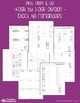 Dividing 4-Digit by 1-Digit Numbers - Exact Division Worksheets