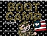 Decimals: Division Boot Camp (Scavenger Hunt)