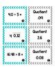 Dividing Decimals Equation Match- With Zeros