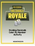 Dividing Decimals Fortnite