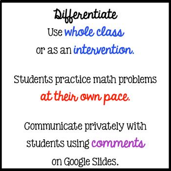 Dividing Decimals: Interactive Math for the Google Classroom