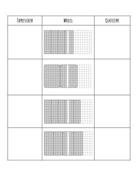 Dividing Decimals (Models) 5.3F