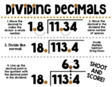 Dividing Decimals Strategy Lesson Plan for Distance Learning