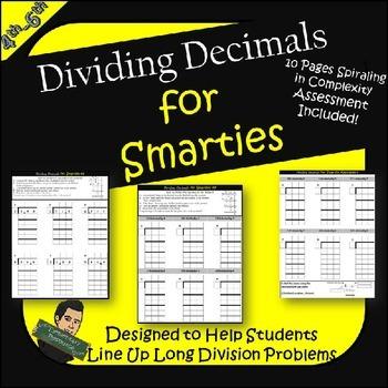 Dividing Decimals Worksheets Homework
