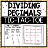 Dividing Decimals: Writing Zero in the Dividend