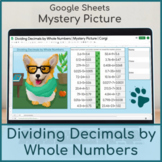 Dividing Decimals by Whole Numbers | Distance Learning | M