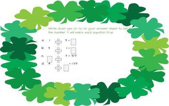 Dividing Fraction Task Cards