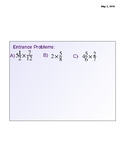 Dividing Fractions 2