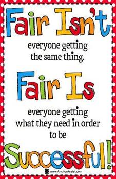 Fair Classroom