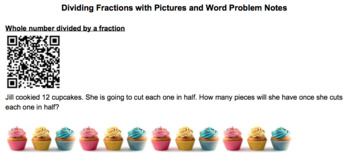 Dividing Fractions 5.3L and 5.3J