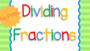Dividing Fractions - Abstract, Semi-Abstract, & Concrete Methods