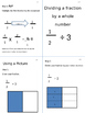 Dividing Fractions Flipbook