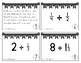 Dividing Fractions Task Cards-Mixed Numbers, Whole Numbers, Fractions