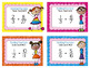 Fraction Task Cards Dividing Fractions