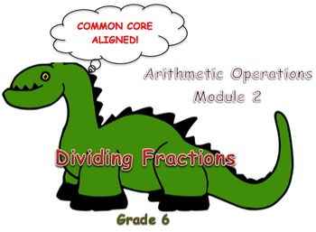Dividing Fractions and Dividing Whole Numbers and Fractions