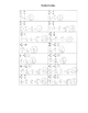 Dividing Fractions and Mixed Numbers Review Notes and Practice Page