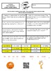 Dividing Fractions by Whole Numbers Word Problems Create a Riddle Activity