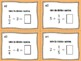 Dividing Fractions (set of 32 cards aligned to TEKS 5.3J, 5.3L & CC 5.NF.B.7)