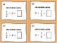 Dividing Fractions (set of 32 cards aligned to TEKS 5.3J,