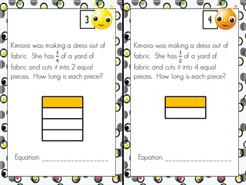 Dividing Fractions with Models