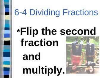 Dividing Fraictions