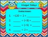Dividing Integer Relays