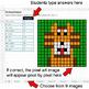 Dividing Integers - Google Sheets Pixel Art - Jungle Animals