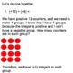 Dividing Integers Lesson