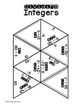 Dividing Integers (Puzzle)