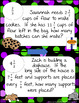 Dividing Mixed Numbers Word Problems - Math Scavenger Quest