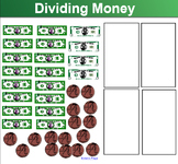 Dividing Money Smart Notebook