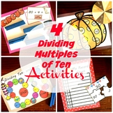 Dividing Multiples of Ten By Ones