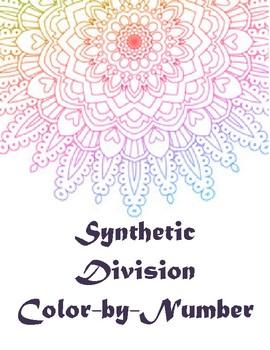 Dividing Polynomials Coloring