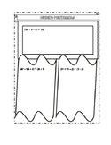Dividing Polynomials Notes