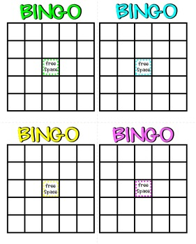 Dividing Rational Numbers (Positive & Negative Fractions & Mixed Numbers) Bingo