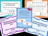 NEW VALUE PACK Dividing Unit Fractions Task Cards & Sheets 5.3J 5.3L 5.NF.B.7