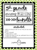 Dividing Unit Fractions & Whole Numbers