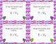 Dividing Unit Fractions and Whole Numbers TEKS 5.3J, 5.3L