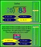 Dividing Whole Numbers Power Point Millionaire Game 5th Grade
