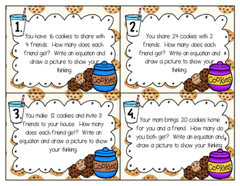 Dividing With Cookies