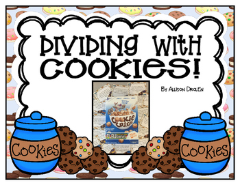 Dividing With Cookies FLASH DOLLAR DEAL
