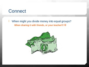 Dividing a Decimal by a Whole Number (5th Grade EnVision Math Power Point)