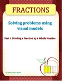Dividing a Fraction by a Whole Number
