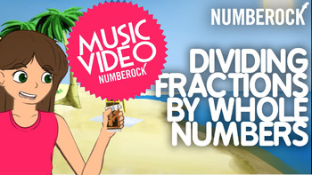 DIVIDING FRACTIONS BY WHOLE NUMBERS: Word Problems, Video & Activities