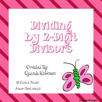 Dividing by 2-Digit Divisors