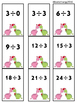 Dividing by 3 Matching Game