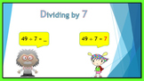 Dividing by 7