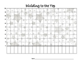 Dividing to the Top: Division Timed Test Data Chart